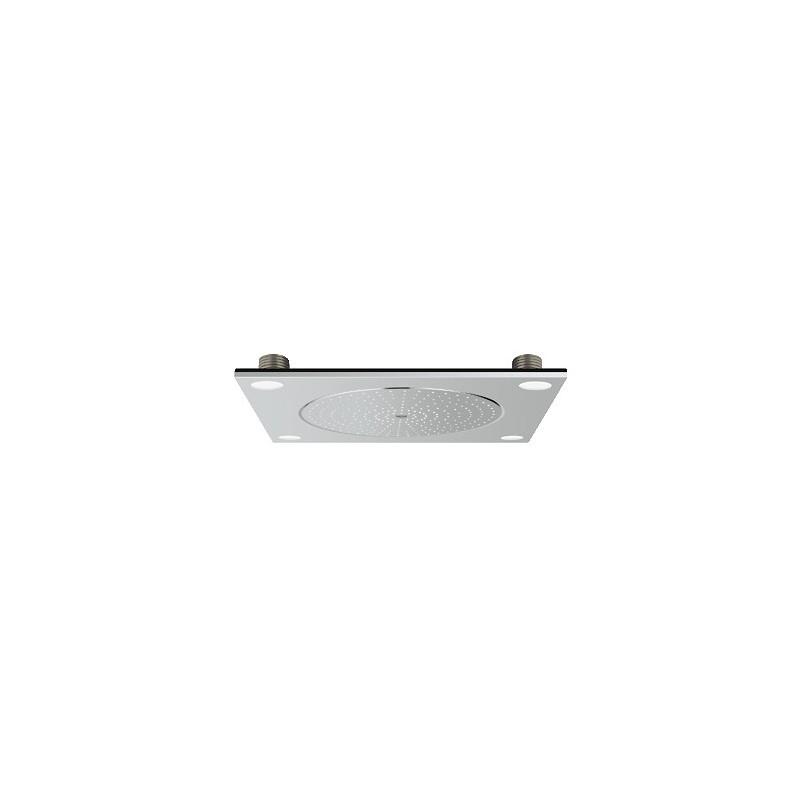 Ducha de techo con luz grohe f digital deluxe for Duchas de techo precio