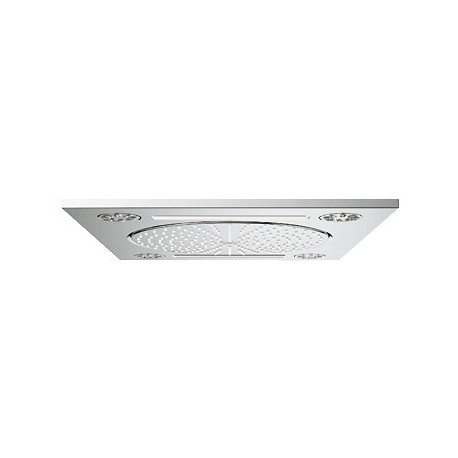 "DUCHA DE TECHO RAINSHOWER 15"" GROHE F-DIGITAL DELUXE"
