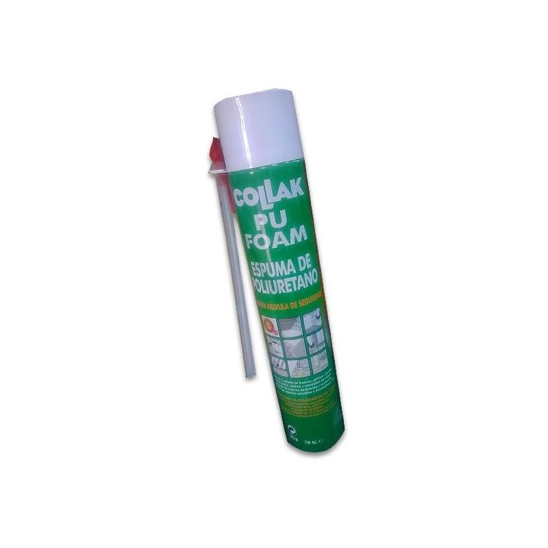 Espuma de poliuretano collak - Precio de espuma de poliuretano ...