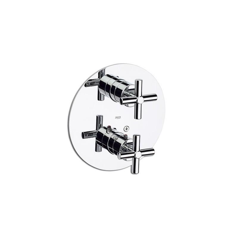 Grifo termostatico empotrado ba o o ducha loft roca a5a0743c00 for Grifo termostatico ducha roca
