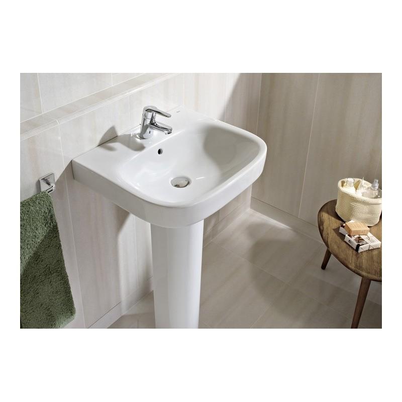 Lavabo debba pedestal o semipedestal roca for Precios de lavabos roca