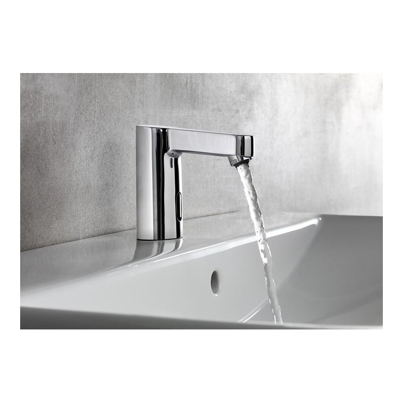 Grifo lavabo ca o alto singles open roca for Grifo lavabo roca