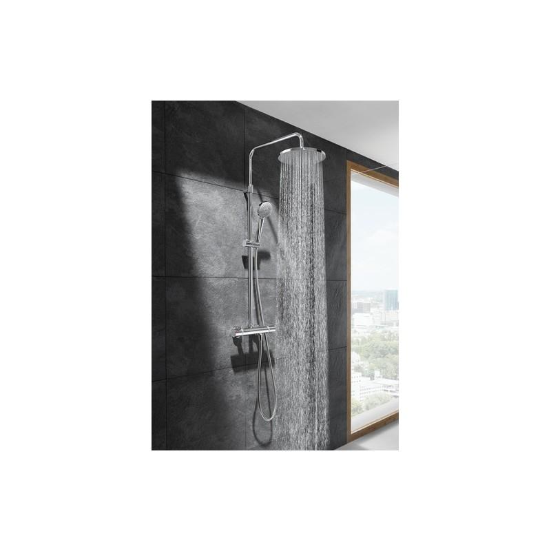Columna ducha termostatica event t round roca - Columnas de ducha termostaticas ...