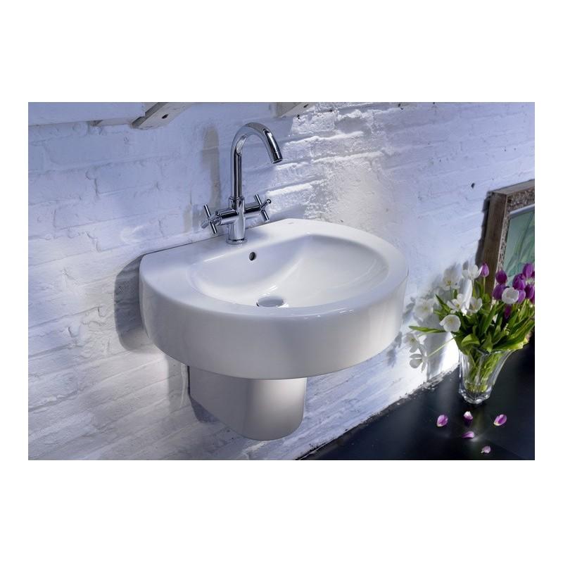 Grifo bimando lavabo roca loft for Grifo lavabo