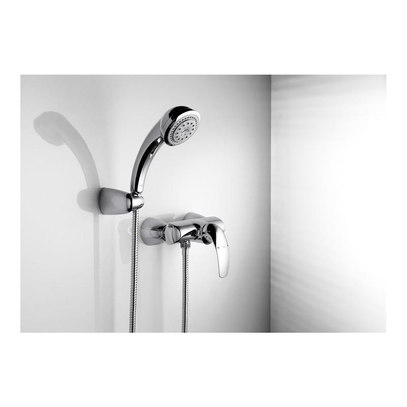 Grifo monomando ducha roca m2 a5a2068c00 for Griferia ducha homecenter