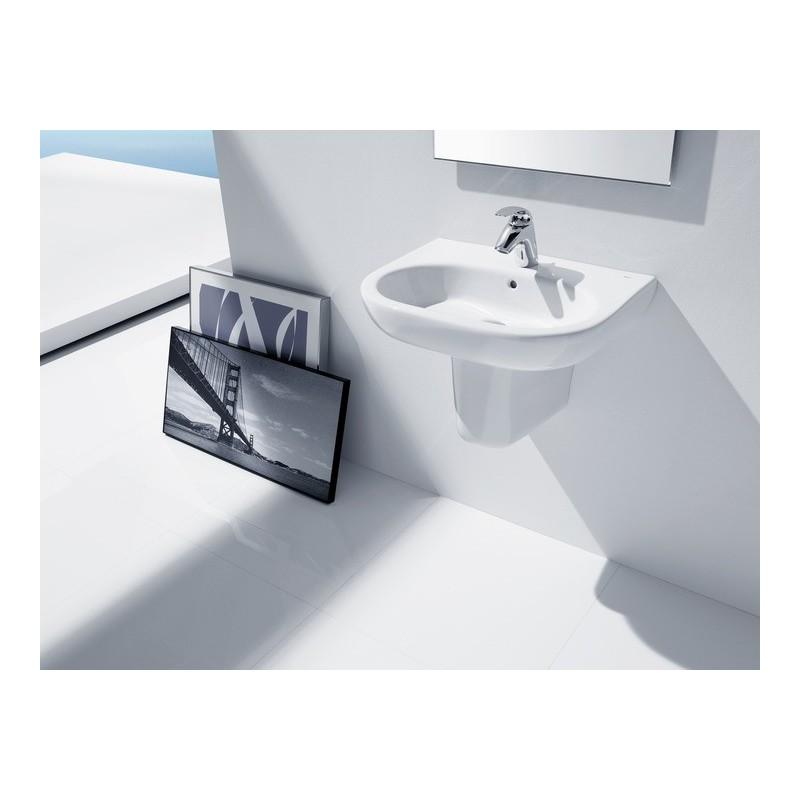 lavabo pedestal semipedestal meridian 650x460 roca