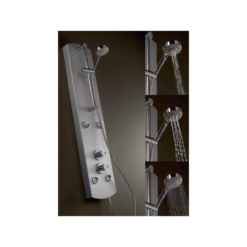 Columna de ducha termostatica lex d tres - Columnas de ducha termostaticas ...