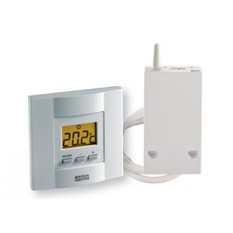 Termostato ambiente digital via radio tybox 23 delta dore - Termostato ambiente digital ...