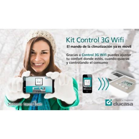 KIT CONTROL 3G WIFI BOILER DUCASA