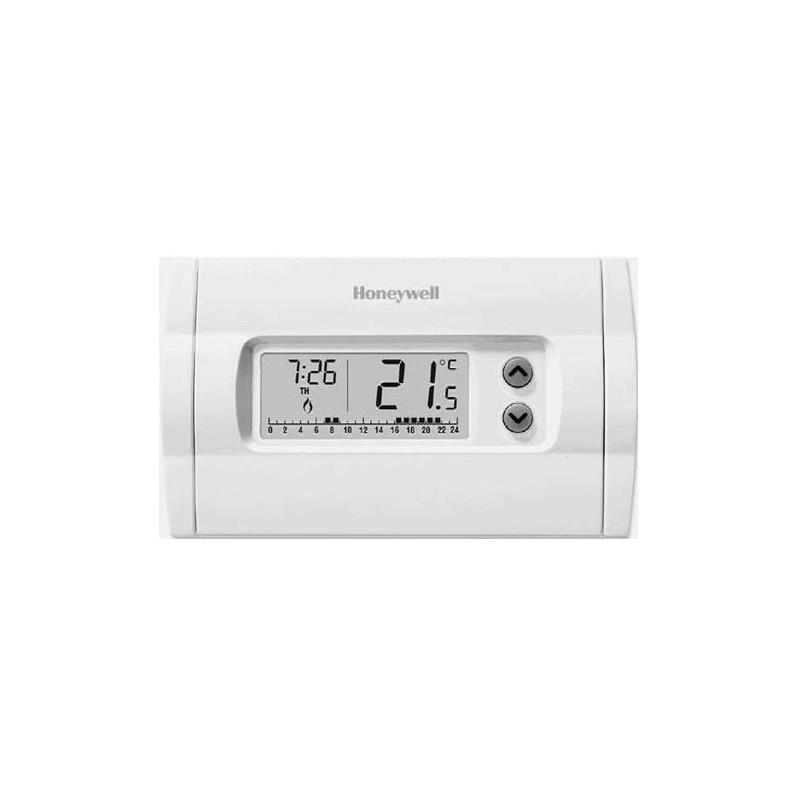 Termostato ambiente programable honeywell cmt507 for Termostato digital calefaccion programable
