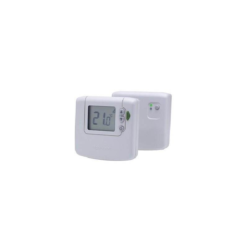 Termostato ambiente digital radiofreguencia honeywell dt92 - Termostato digital precio ...