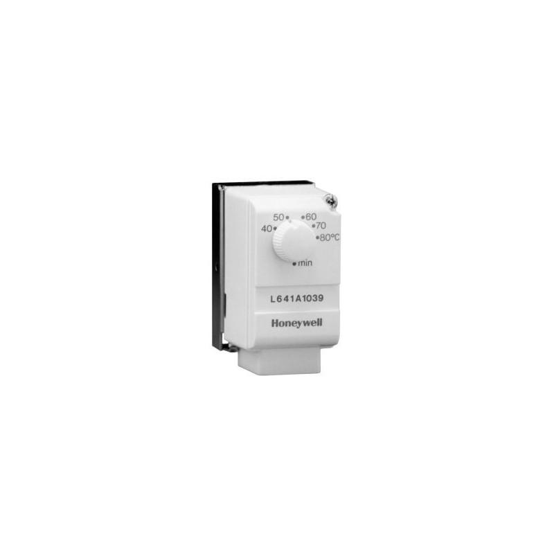 Termostato contacto cambio automatico frio calor honeywell - Termostato frio calor ...