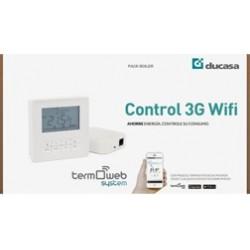 KIT CONTROL 3G WIFI ENERGY DUCASA