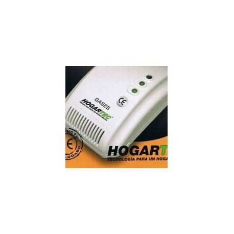 DETECTOR GAS/CO HOGARTEC