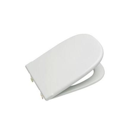 Asiento y tapa wc inodoro dama retro Roca Blanco A801327