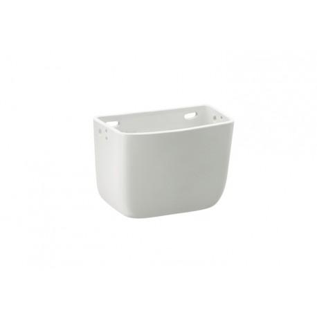 cisterna lata sin tapa universal roca tanque blanco
