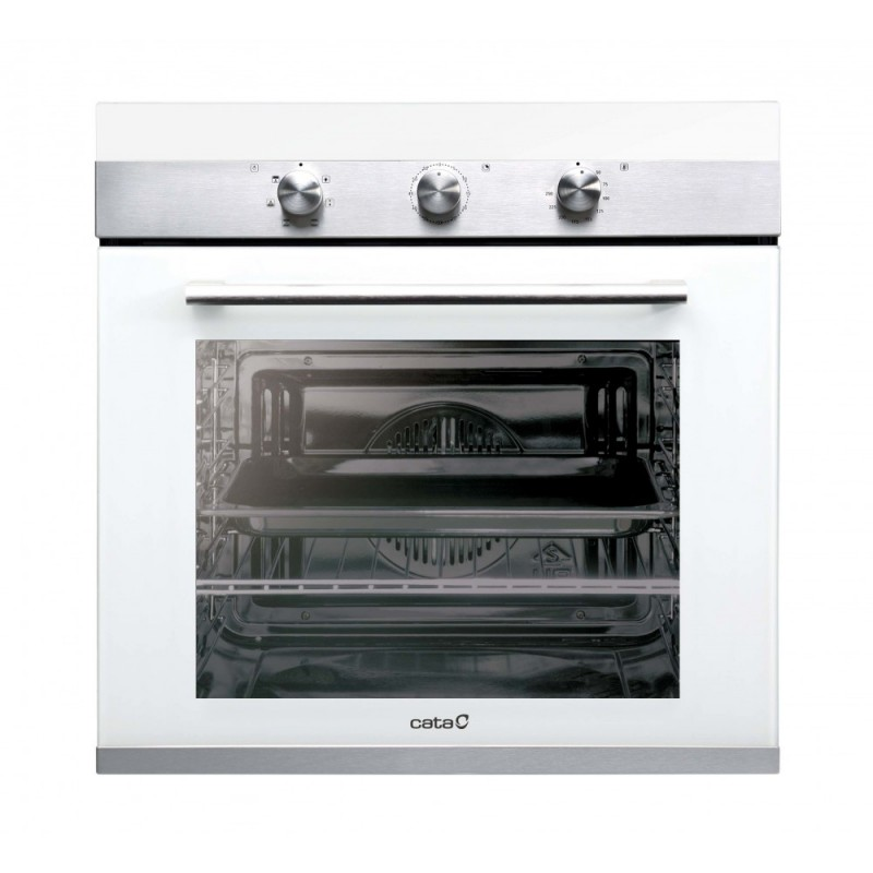 horno multifuncion cata cm 760 as wh blanco fondo reducido