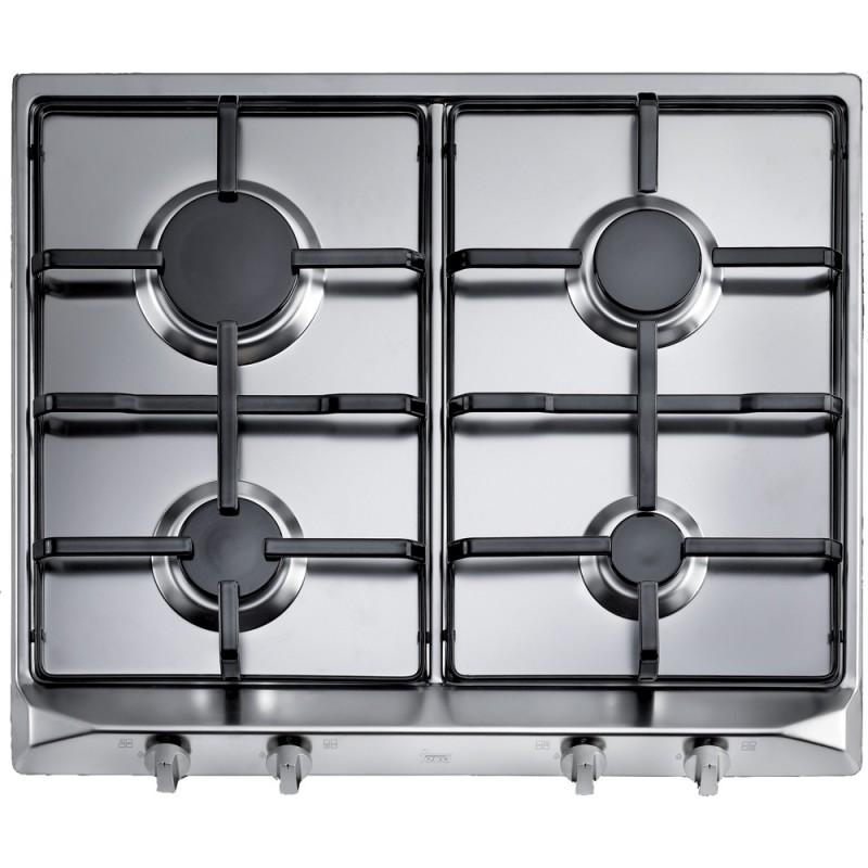 Cocina Encimera Gas | Teka A Gas Natural Modelo Em 60 4g Ai Al