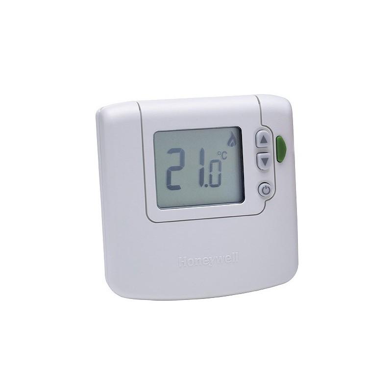 Termostato ambiente eco honeywell radiofrecuencia dts92e1020 - Termostato de ambiente ...