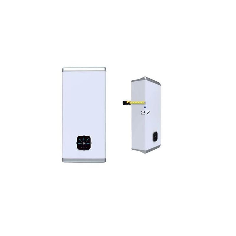 Termo electrico fleck duo 80 eu vertical horizontal for Instalacion termo electrico precio