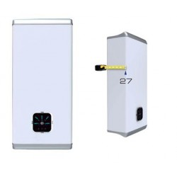TERMO ELECTRICO FLECK DUO 100 EU *VERTICAL/HORIZONTAL*
