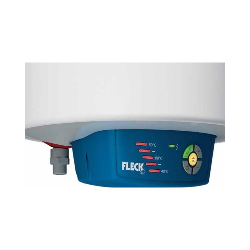 Termo electrico fleck nilo 150 eu vertical horizontal for Instalacion termo electrico precio