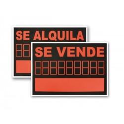 SEÑAL SE VENDE/ALQUILA DOBLE CARA SERIGRAFIA MATARO