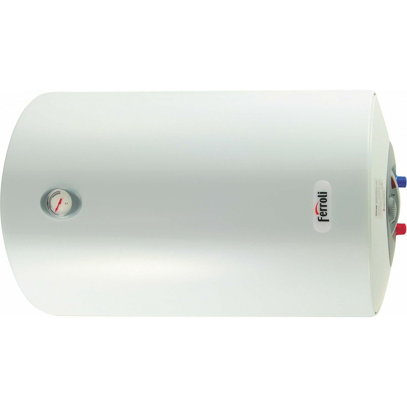 Termo electrico classical seh 100 ferroli for Termo electrico horizontal 100 litros