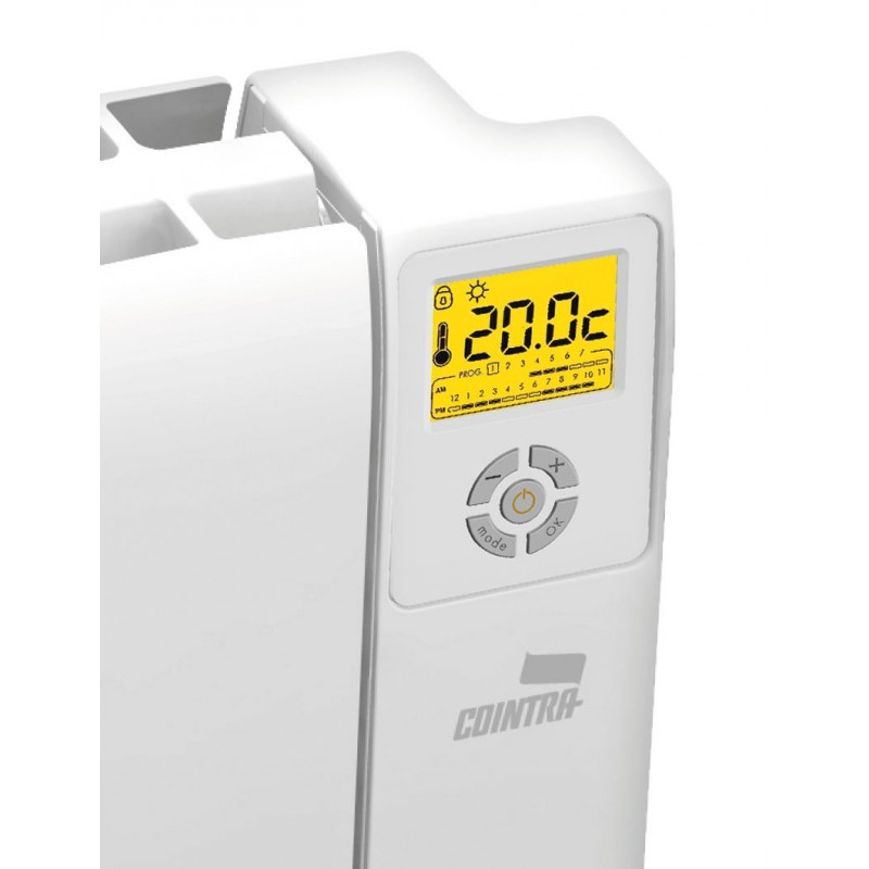 Emisor termico electrico cointra apolo 750 dc - Emisor termico cointra ...