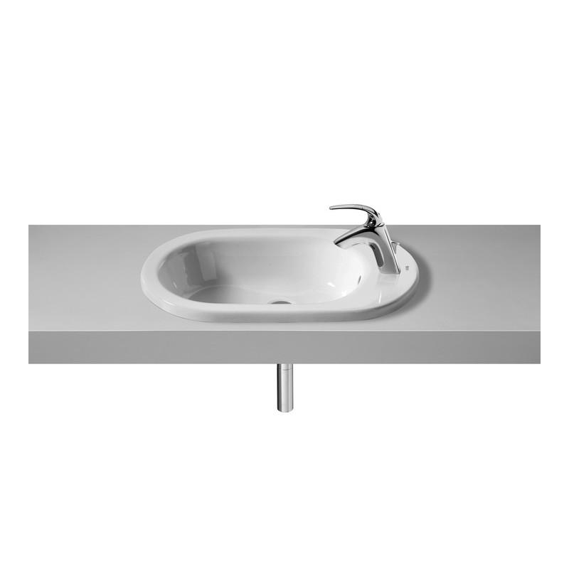 Lavabo encimera meridian roca - Precio de lavabos ...