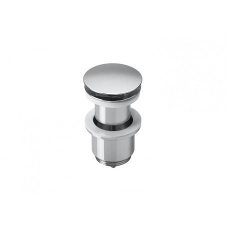 Desague para lavabo click clak roca 505400000 for Valvula desague lavabo