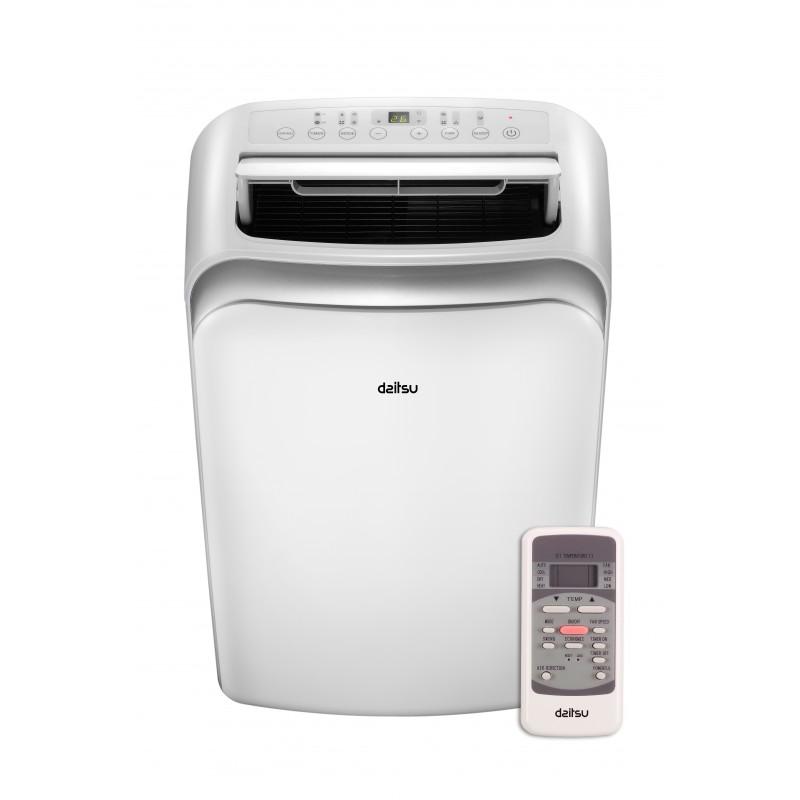 Aire acondicionado portatil daitsu apd12hr frio calor - Aire frio calor portatil ...