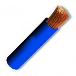 CABLECILLO FLEXIBLE 1,5 MM *100 MTS* AZUL