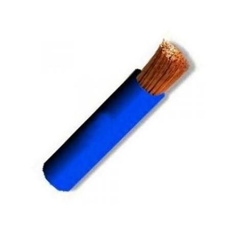 CABLECILLO FLEXIBLE 1,5 MM *100 MTS* AZUL
