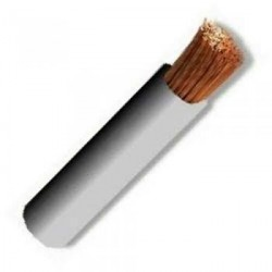CABLECILLO FLEXIBLE 1,5 MM *100 MTS* GRIS