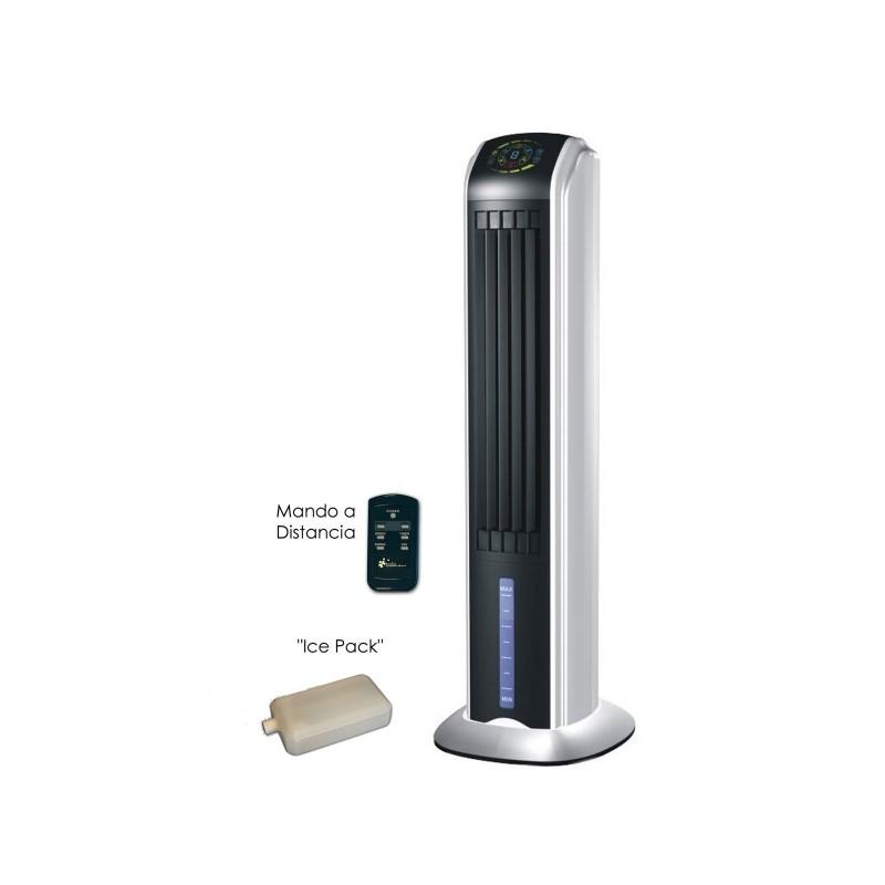 climatizador evaporativo portatil con ionizador rafy 81