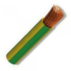 CABLECILLO FLEXIBLE 1,5 MM *100 MTS* TOMA TIERRA