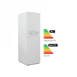 CALDERA BAXI PLATINUM COMBI PLUS 32 AIFM DE PIE GAS NATURAL Y PROPANO